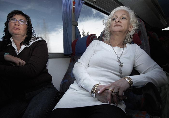 De vrouwenkaravaan Spanje Nomad&Villager