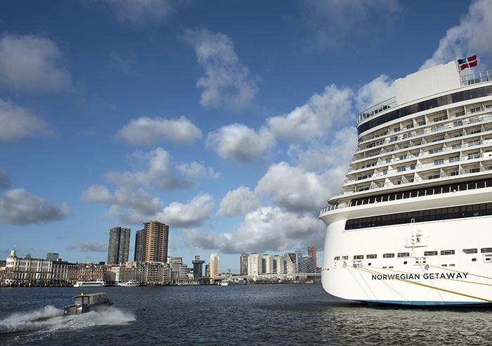 Cruise travel Norwegian getaway