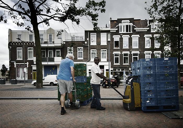 Voedselbank Rotterdam Nomad&Villager