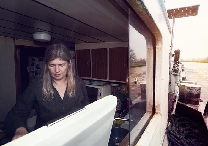 De binnenvaartschippers maken zich zorgen