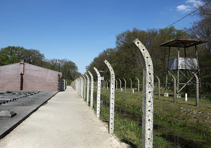 SS-concentratiekamp Kamp Vught Nomad&Villager