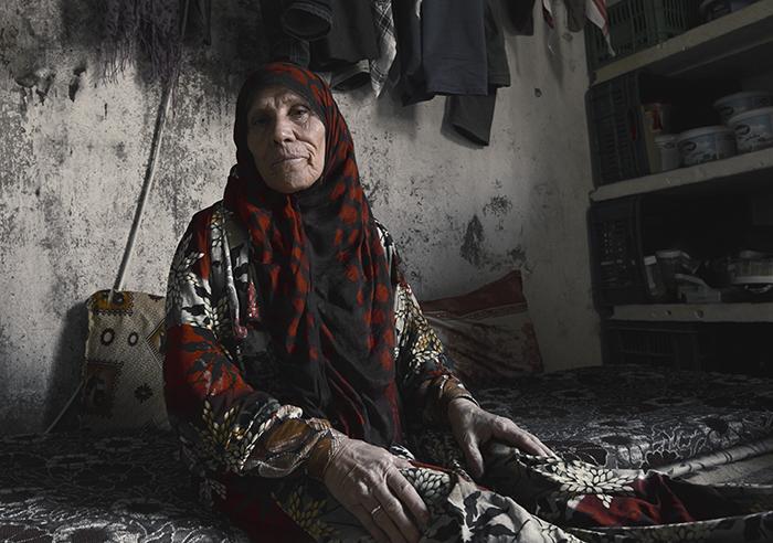 Vluchtelingenkamp Irak Syrische vluchtelingen