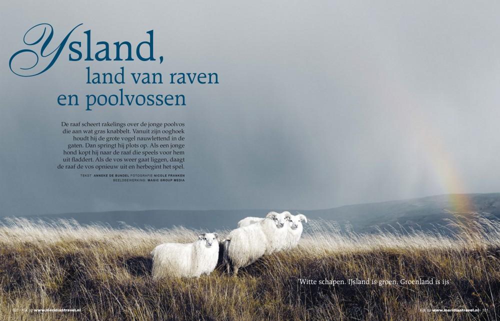 Publicatie IJsland  Publication Iceland