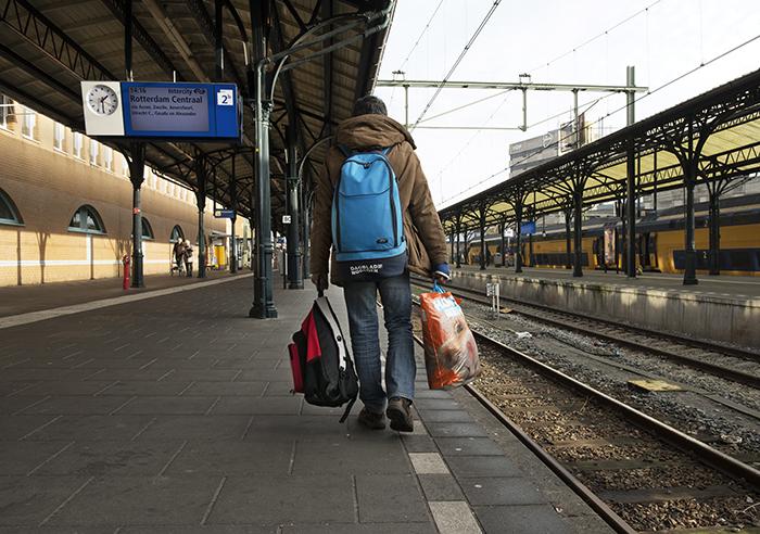 Groningen dakloos