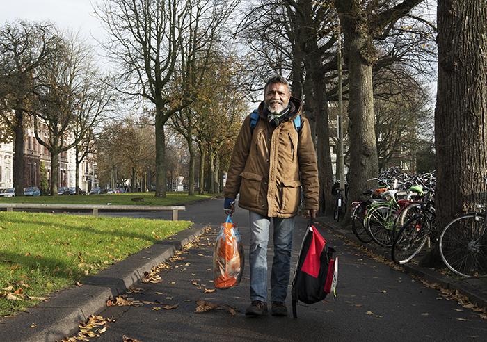 Zwerven door Groningen