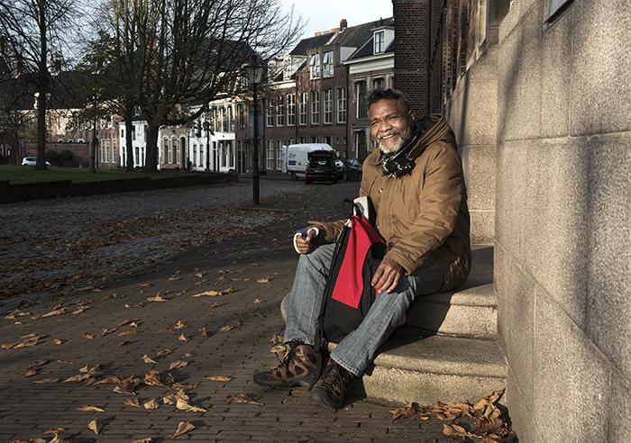 Dakloos zonder geld Groningen