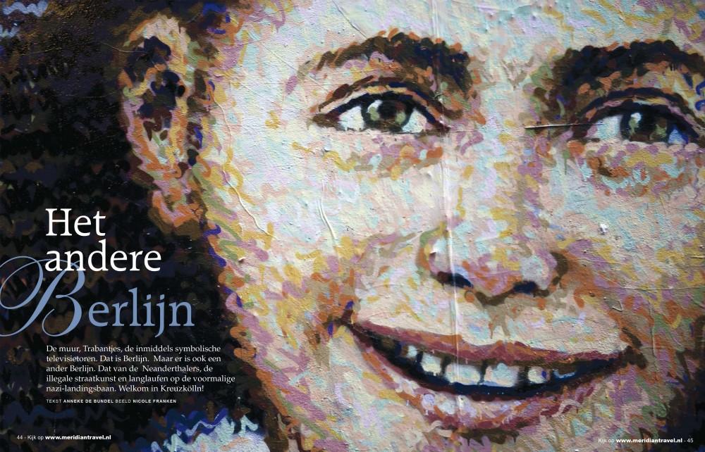 Publicatie Berlijn  Berlin Publication