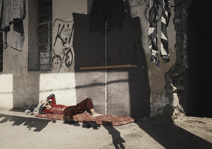 Irak Syrische vluchteling Akre Koerdistan |Nomad&Villager