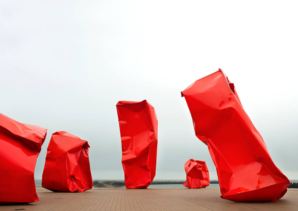 | Strand van Oostend | Beach of Ostend | parfum van Oostende