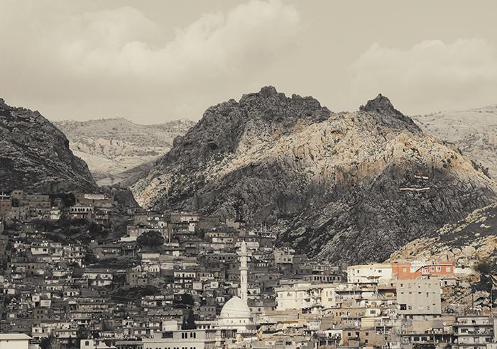 Noroez Koerdistan Akre |Nomad & Villager