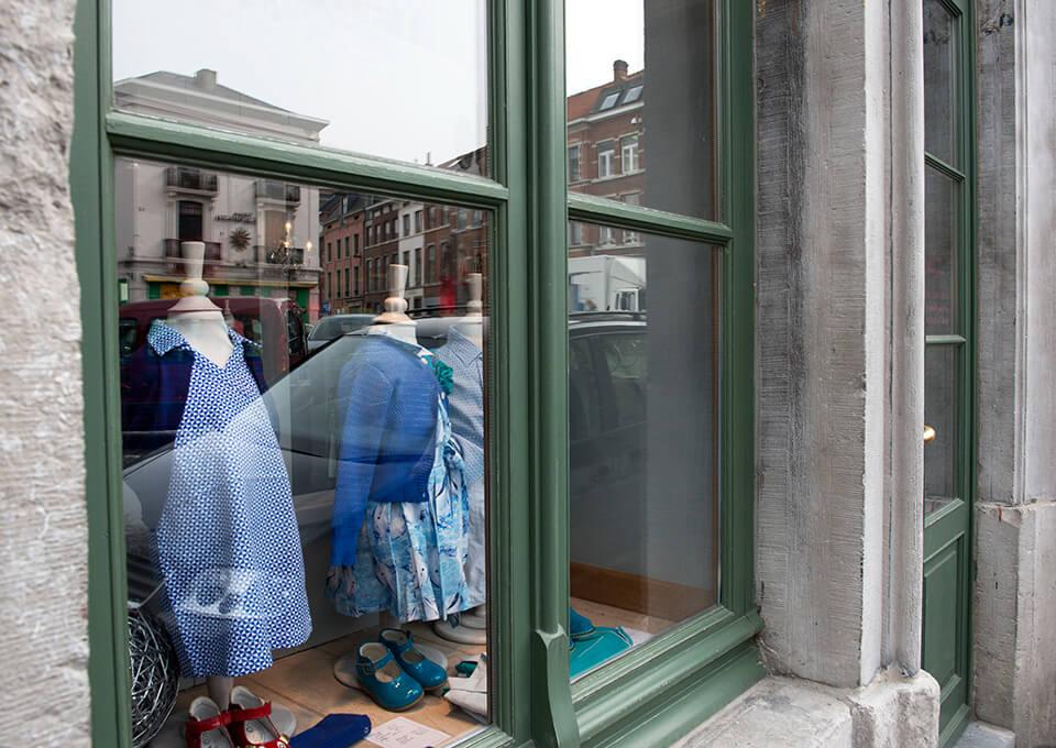 Geit van Leuven
