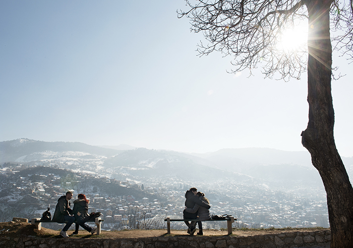 Sarajevo, Nomad&Villager