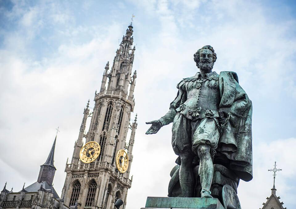 Antwerpen tips Binnenstad Kris Jacobs