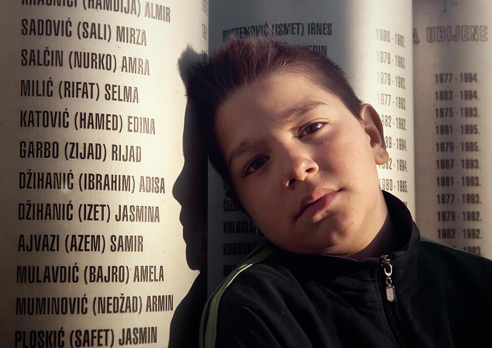 De straatkinderen van Sarajevo