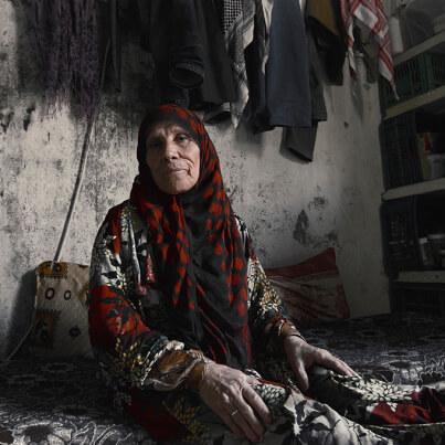 Syrian refugee Kurdistan