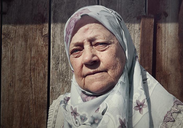 Vrouwen in Bosnie