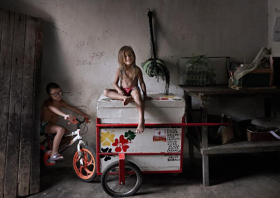 Kinderprostitutie Fortaleza Brazilië sekstoerisme