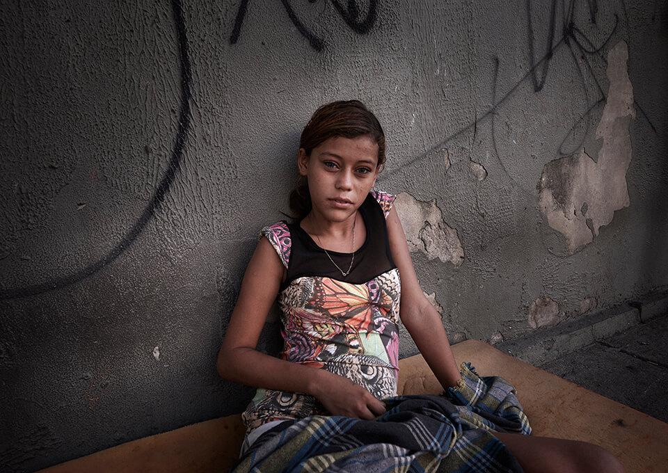 crackverslaafde meisjes Fortaleza kinderprostitutie sekstoerisme