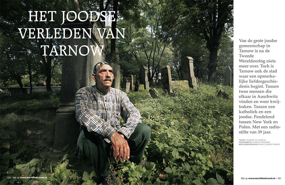joodse verleden van Tarnow / Jewish past of Tarnow