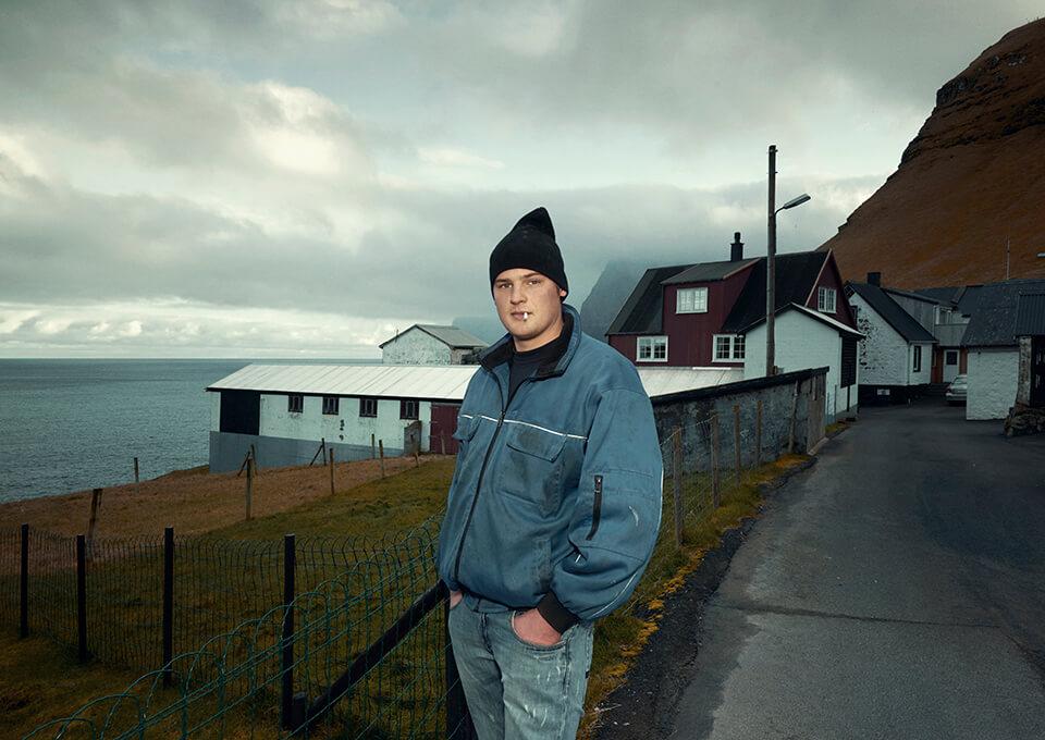Faeröer eilanden in beeld | Trøllanes Faeröereilanden | Faroe islands Kalsoy | Jóhannus Kallsgarð Joensen