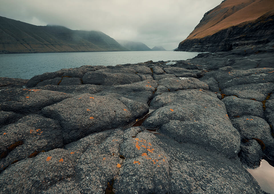 Mikladur Kalsoy Faeröereilanden | Faroe Islands
