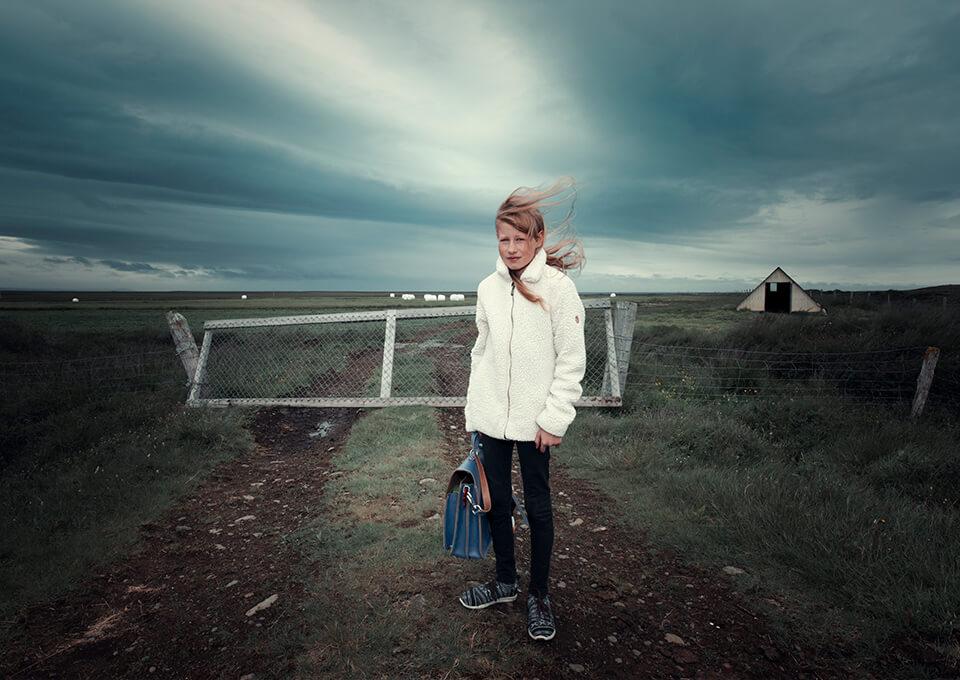 Noordoost IJsland in beeld | Northeast Iceland in the picture | Langanes Boerderij Ytra Lón Hugbjört