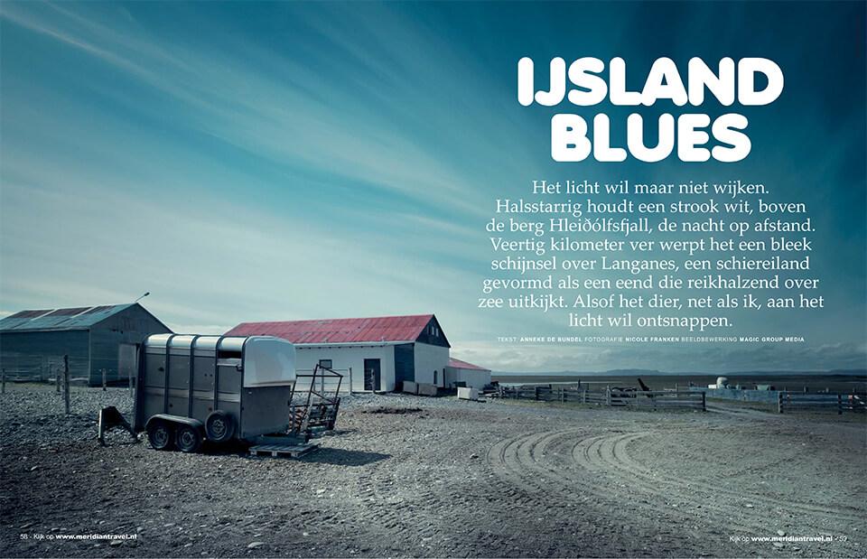 Publicatie IJsland Blues
