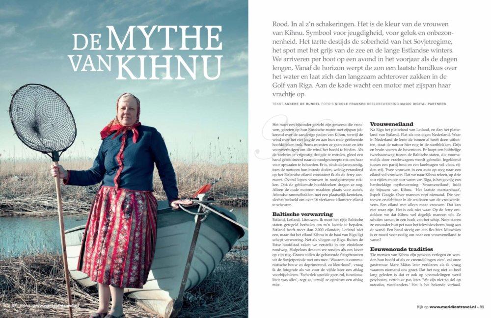 De mythe van Kihnu